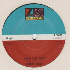 Arthur Conley Sweet soul music  Atlantic K10108 EX
