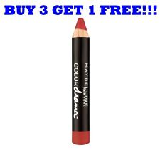 Maybelline Lipstick Color Drama Crayon Fab Orange 410
