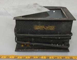 Vintage Economy Contact Printer Photographic Darkroom Equipment tthc