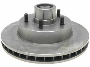 For 1975-1993 Chevrolet G10 Brake Rotor and Hub Assembly Front AC Delco 35643MR
