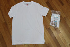 GILDAN T-SHIRT MAKE  A T-SHIRT KIT  SIZE M   WHITE  IRON-IN  NEW WITH TAGS