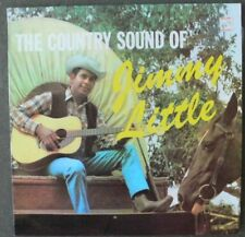 JIMMY LITTLE Classic Australian Indigenous Country LP  THE COUNTRY SOUND OF