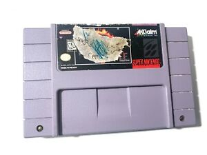 NBA Jam Tournament Edition SUPER NINTENDO SNES GAME Tested WORKING Authentic