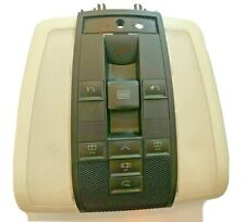 08-12 MERCEDES-BENZ W204-C300-C350-C230ROOF-DOME-LIGHT-CONTROL-PANEL-
