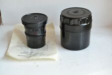 NEW! JUPITER-12 2.8/35 Rare Black M39 Fed Leica Zorki S/N 8201973, complete set!