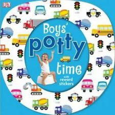 Boys' Potty Time [With Sticker(s)] (Mixed Media Product)