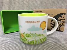 New Starbucks 2018 China YAH Dongguan You Are Here 14oz Mug