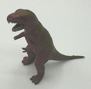 "Knockoff 5"" Vintage T-Rex Trex Tyrannosaurus Rex Dinosaur Toy Figure Rare China"