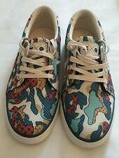 DC Cycle Adys 300085 Skateboard Zapatillas Council Zapato multicolores Size UK 7.5 EU