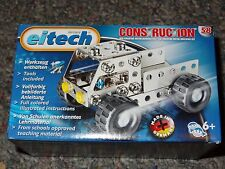 Truck Eitech C58 Metal Construction Building Toy Steel