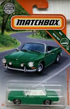 2020 Matchbox Volkswagen Type 34 Karmann Ghia Brand NEW