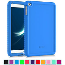 For New iPad 9.7 inch 2018 / 5th Gen 2017 / Air 2 1 Tablet Silicone Case Cover