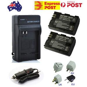 Generic LP-E6 LP-E6N Battery/ Charger for EOS 5D 6D 7D II 5Ds R 60D 60Da 70D 80D