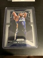 Zion Williamson 2019-20 Panini Prizm Base Rookie Card RC #248 🔥PSA ? Invest📈