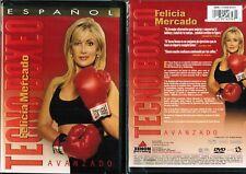 Tecno Boxeo Advanced Spanish DVD New Felicia Mercado