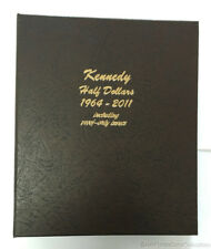 Dansco Kennedy Half Dollar Book 1964-1985 Including Proof Only Issues