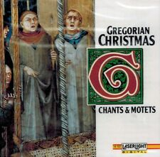 CD Nouveau/OVP-Gregorian Christmas-chants & motets