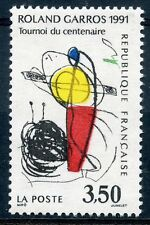 STAMP / TIMBRE FRANCE NEUF N° 2699 ** SPORT / ROLLAND GARROS TENNIS