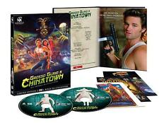 Dvd Grosso Guaio A Chinatown (2 Dvd+Booklet) - Limited Edition ......NUOVO