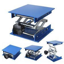 Lab-Lift Lifting Platforms Stand Rack Scissor Lab-Lifting Aluminum 100X100X150MM