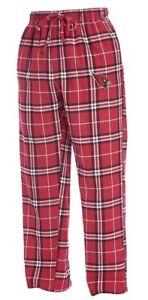 "Arizona Cardinals NFL ""Huddle"" Men's Flannel Pajama Pants"