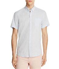 $79 Oxford Lads Polka Dot Regular Fit Button-Down Shirt - Small