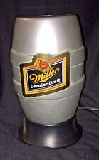 Vintage Miller Genuine Draft Rotating Light Sign