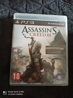 PLAYSTATION 3 PS3 - ASSASSIN'S CREED III 3