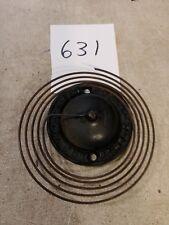 Ingraham Ginger Bread / Parlor Clock Fancy Embossed Coil Strike Gong