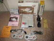 NEW IN BOX NES AV FAMICOM CONSOLE COMPLETE JAP IMPORT!