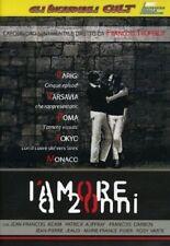 L'amore a 20 anni (1962) DVD NUOVO Truffaut - L' AMORE A VENT'ANNI - VENTI