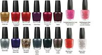 OPI Nail Polish/ Varnishes Collection - Choose Your Shade - 15ml FULL SIZE
