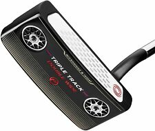 ODYSSEY GOLF Triple Track Double Wide Putter Graphite Right Handed 35 Headcover