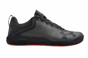 Under Armour Charged Legend TR grey Sneaker grau 1293035-105