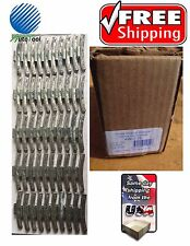 (50) 2.75 OZ ALLOY PASSENGER  WHEEL  WEIGHT AW Style Plombco