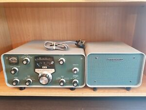 Heathkit SB-301 Receiver With SB-600 Speaker