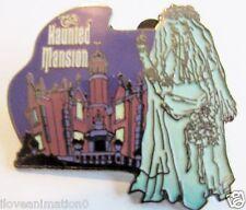 Disney WDW Haunted Mansion Ghost Bride Pin **