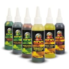 Korda Kiana Goo Power Smoke 115ml Carp Fishing Bait Additive Liquid Specimen Wonder Berry Supreme