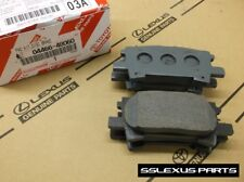 Lexus RX330 RX350 (2004-2009) OEM Genuine REAR BRAKE PADS / PAD SET 04466-48060