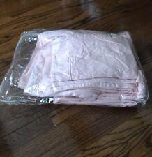 $1000++ Frette Singapore pink 4P Queen / Europe King Sz