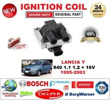 FOR LANCIA Y 840 1.1 1.2 + 16V 1995-2003 IGNITION COIL 2 PIN CONNECTOR