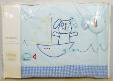 FISH & CHIPS Culla Paraurti-Lollipop Lane-PUPPY/pesce musicale giocattolo Baby Nursery
