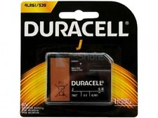1 Duracell J Battery 6 Volt Alkaline Batteries 6v for Medical Devices 4lr61