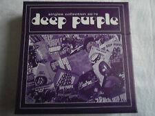 CD  DEEP PURPLE  COFFRET  SINGLES COLLECTION 68/76