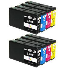 8 Compatible Ink for EP WorkForce Pro WP-4525 WP-4535 WP4545 WP-4595 WP-4095