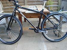 New Surly  Black  1x1  1x10  650B  Shimano SLX MTB/Tour/Trail bike  Size 18 inch