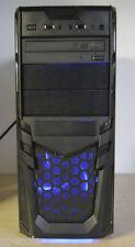 FAST GAMING PC Intel i5 Quad 16GB DDR3 240 SSD 1TB HDD 2GB GDDR5 GTX Win7 .
