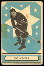 1933-34 OPC O pee Chee HOCKEY V304A #17 Art Somers RC VG N Y Rangers Rookie