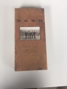 Across the Great Divide [Box] by The Band (3 disc set)