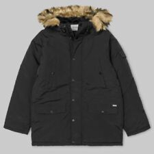 Cappotti e giacche da uomo neri Carhartt taglia M